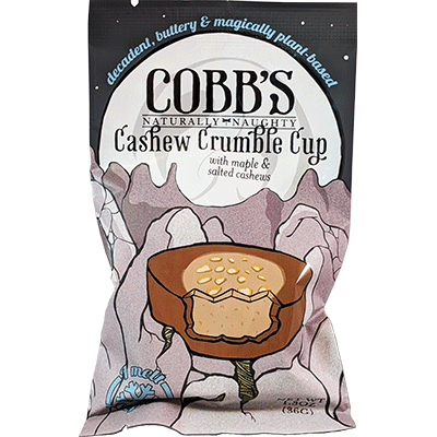 Cashew Crumble Cup