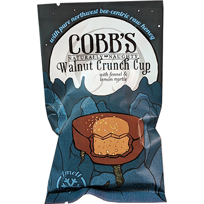 Walnut Crunch Cup